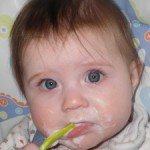 Baby led weaning – ideas for first foods and how to combine it with spoon feeding