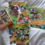 Review: Tree Fu Tom goodies