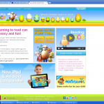 Review: Reading Eggs online reading resource for children