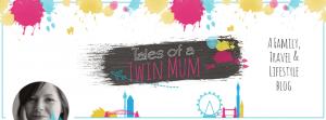 Tales of a Twin Mum new logo