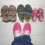 Going out with multiple young children: My top five challenges