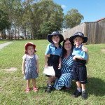 Starting school in Queensland!