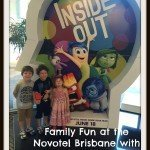 Family fun in Brisbane CBD with Novotel