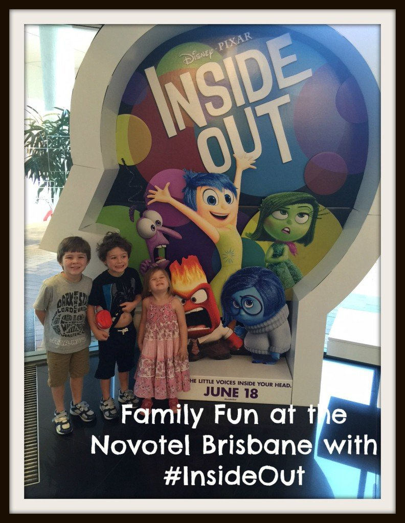 Fun in Brisbane with the Novotel and Inside Out