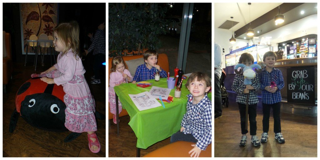 Novotel Brisbane Kids' Party