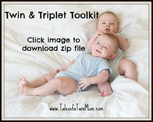 Twin & Triplet Toolkit for download - image of twins