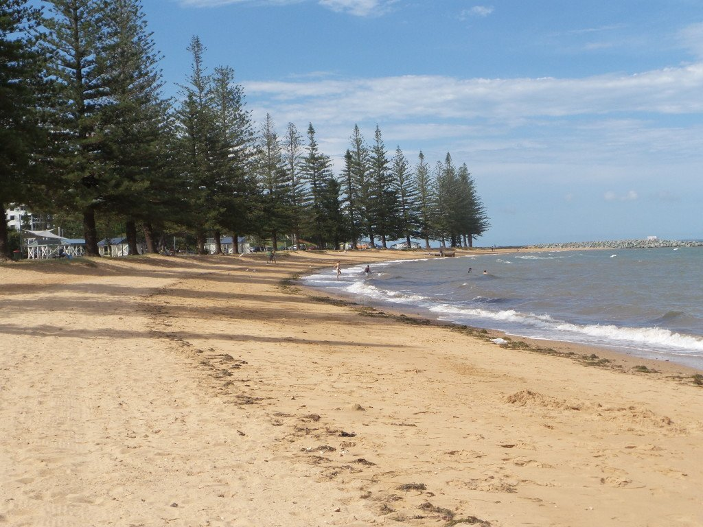 A picture of Scarborough Beach - Moving to Australia