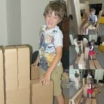 Kids building with GigiBloks