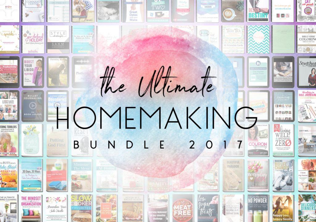 Ultimate Homemaking Bundle